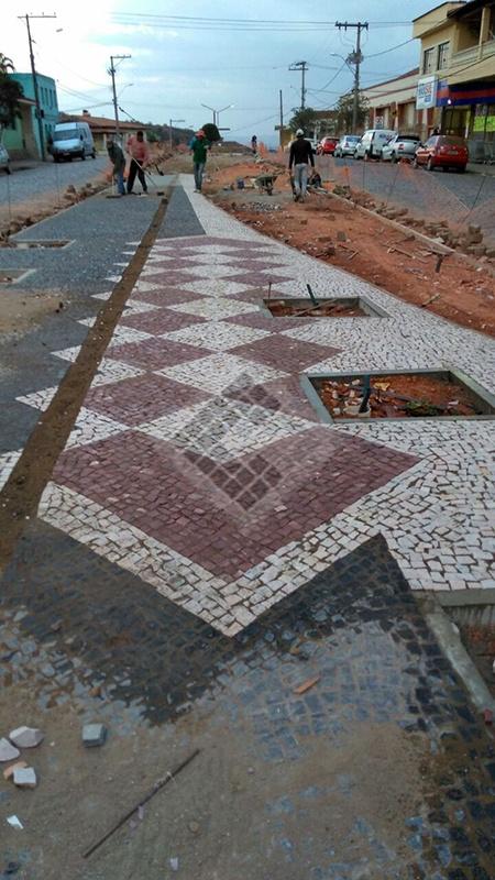 Construbel Pedras em Cabo Verde - MG