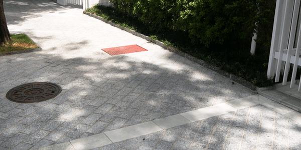 Calçada Residencial em Pedra Miracema