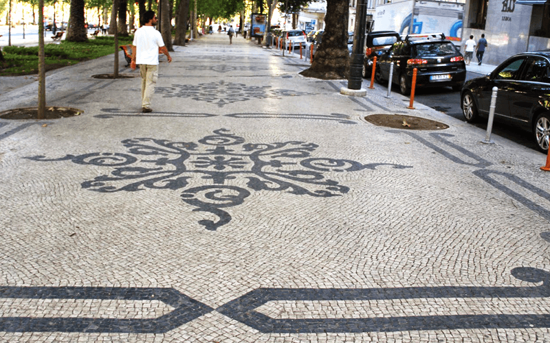 Mosaico Português