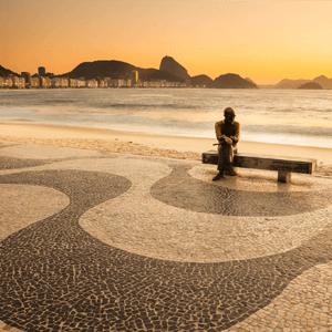 Calçadão de Copacabana