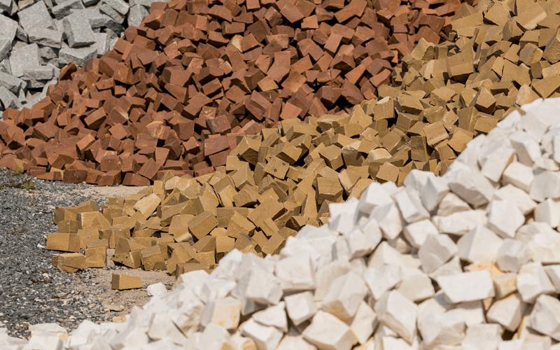 Cores de Pedra Portuguesa Disponíveis