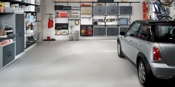 Piso e Pedra para Garagem - Piso em Concreto ou Cimento Queimado