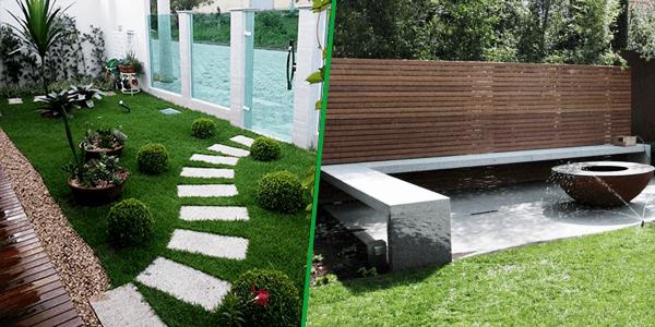 Pedras Decorativas para Jardins - Granito
