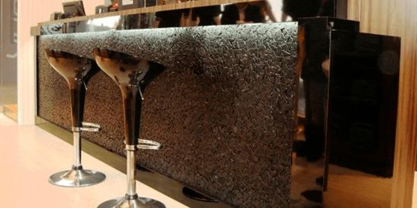 Bancada em Pedra Portuguesa Preta