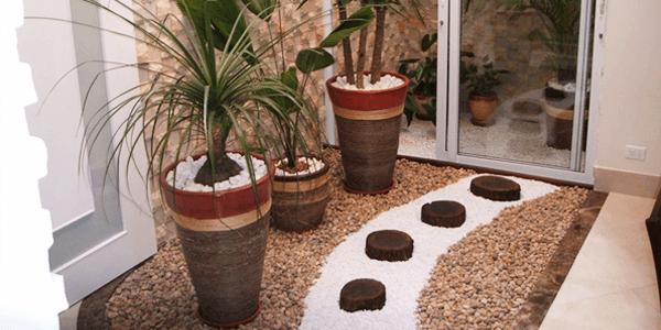 Pedras Decorativas para Jardins - Seixos