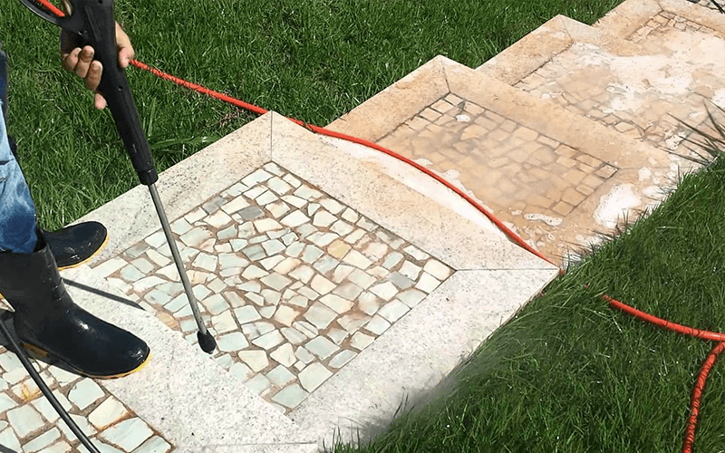 Dicas de Limpeza de Pedra Portuguesa