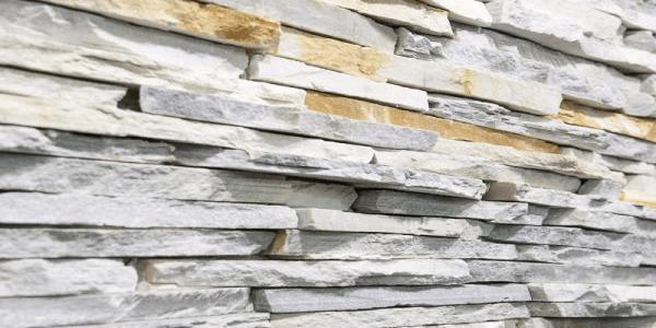 Tipos de pedras para fachada: Pedra Mineira